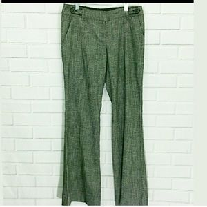 The Limited DREW black straight pants